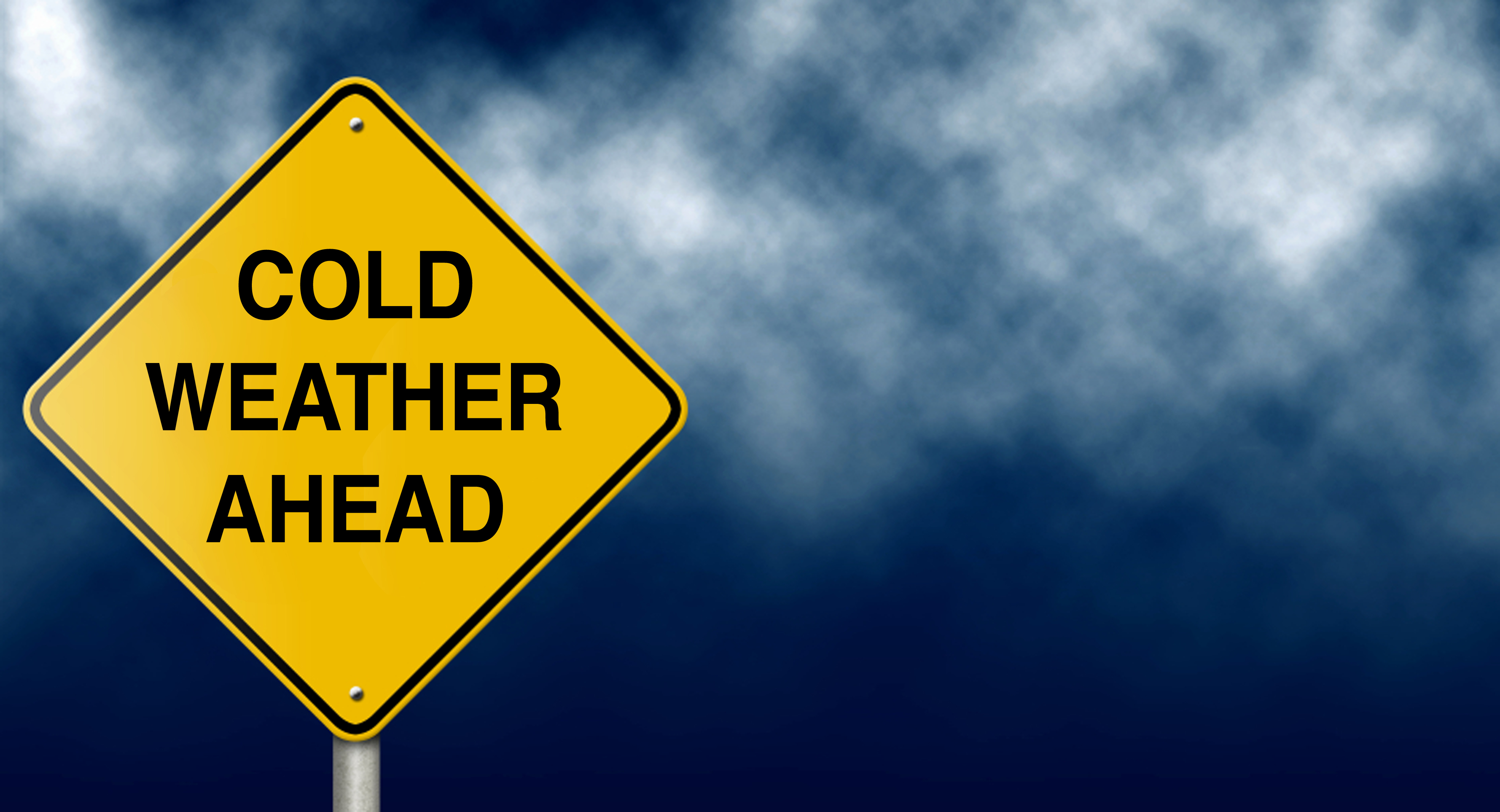 cold-weather-ahead_road-sign_9051379